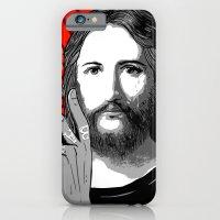 Jesus Bane #00 iPhone 6 Slim Case