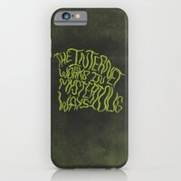 MYSTERIOUS INTERNET iPhone 6 Slim Case