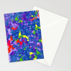 Geometry Sea Stationery Cards
