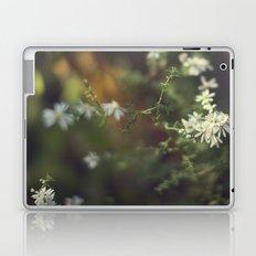 autumn white Laptop & iPad Skin