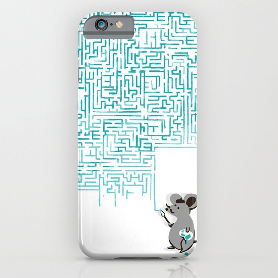 A Masterpiece iPhone & iPod Case