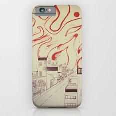 Burning city Slim Case iPhone 6s