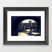 Passages  Framed Art Print