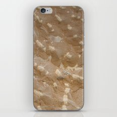 Chisel shot iPhone & iPod Skin