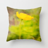 Dreamy Impressions Throw Pillow