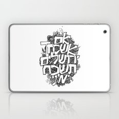 Psalm 137:5 If I Forget Laptop & iPad Skin