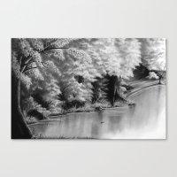 Lakeside Canvas Print
