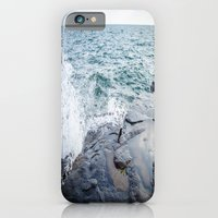 Rough Waters- Color  iPhone 6 Slim Case