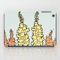 Snapdragons iPad Case