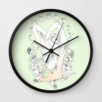 P H A S E S  Wall Clock