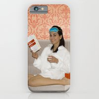 iPhone & iPod Case featuring Holly, Breakfast at Tiffany's by lauraruiz