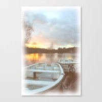 Water colour  Canvas Print