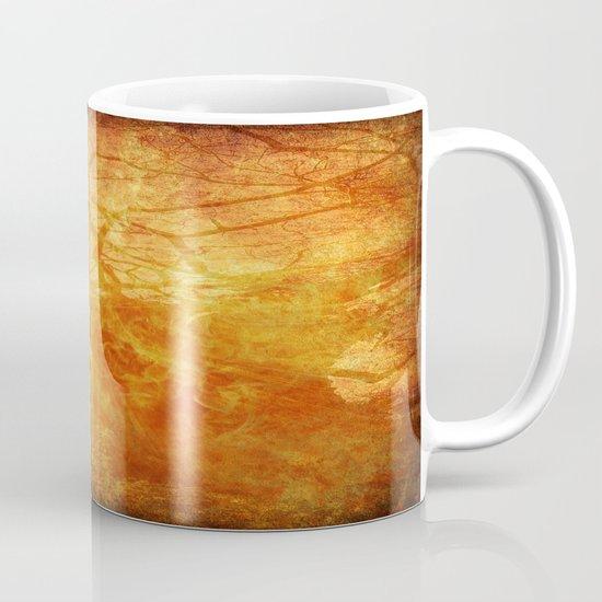 The Fire Tree. Mug