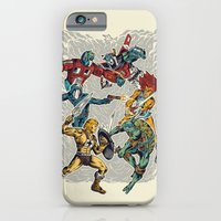 80's Smash iPhone 6 Slim Case