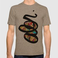 The Doors in Drag Mens Fitted Tee Tri-Coffee SMALL