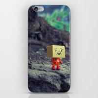 i like it here iPhone & iPod Skin