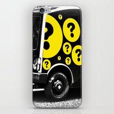 Whose Van is it Anyway? iPhone & iPod Skin