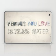 The Person You Love Is 7… Laptop & iPad Skin