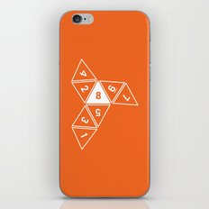 Unrolled D8 iPhone & iPod Skin