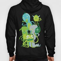 Done With Monster School… Hoody