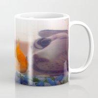 Fish in trouble Mug