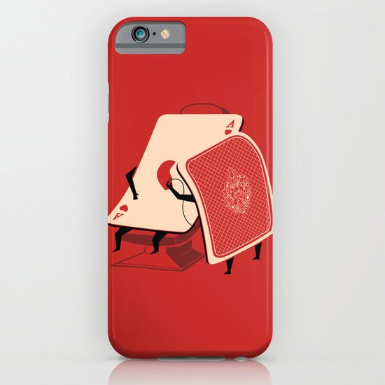 the Brave of Hearts iPhone & iPod Case