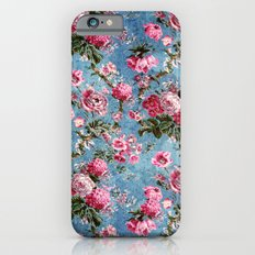 Flowers in the Sky iPhone 6 Slim Case