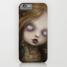 The face of all your fears iPhone 6 Slim Case