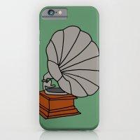 Grammophone iPhone 6 Slim Case