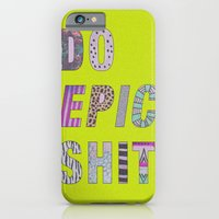 Do Epic Shit iPhone 6 Slim Case