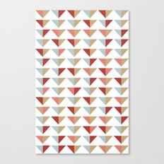 Tribico Canvas Print