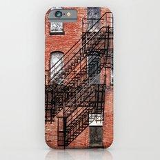 Tenement facade  iPhone 6 Slim Case