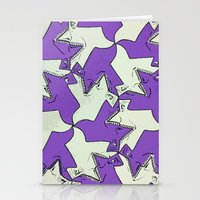 Tessel-Man Stationery Cards