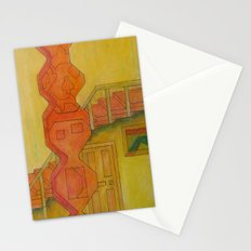 For the Squares: A Party at Auntie Mame's Stationery Cards