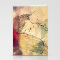 I just want to get your eyes right Stationery Cards