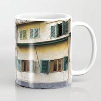 Ponte Vecchio Mug
