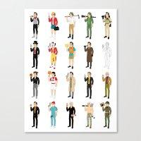 Murrays 2014 Canvas Print