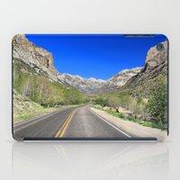 Lamoille Canyon iPad Case