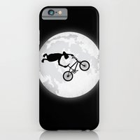 iPhone & iPod Case featuring Extreme Terrestrial by Phil Jones