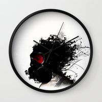 Ghost Warrior Wall Clock