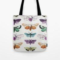 Techno-Moth Collection Tote Bag