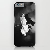 TRUTH IS YOUR SHADOW  (the left is ripped)  http://mantharaygun.smugmug.com/ iPhone 6 Slim Case