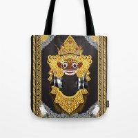 Barong Tote Bag