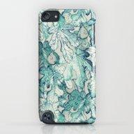 Fig Leaf Fancy - A Patte… iPod touch Slim Case