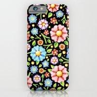 Ditsy Millefiori Pattern iPhone 6 Slim Case