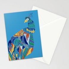 Pavo Cristatus Stationery Cards