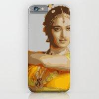iPhone & iPod Case featuring Devadasi by Tashi Delek