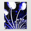 Shining For You Canvas Print