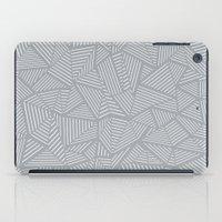 Ab Linea Grey iPad Case
