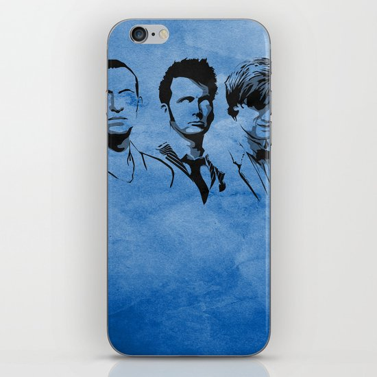 The Doctor iPhone & iPod Skin